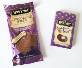 Dylan's Candy Bar friandises Harry Potter